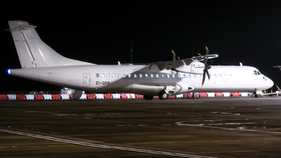 EI-GPP - ATR 72-212A(600) - Stobart Air