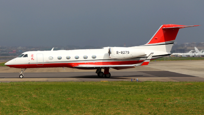 B-8279 - Gulfstream G450 - Private