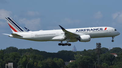F-HTYJ - Airbus A350-941 - Air France