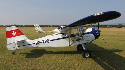 HB-YPB - Skystar Kitfox Classic IV - Private