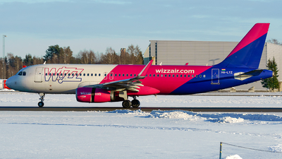 HA-LYZ - Airbus A320-232 - Wizz Air