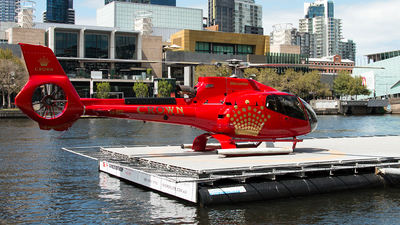 VH-NXX - Eurocopter EC 130B4 - Microflite Helicopter Services