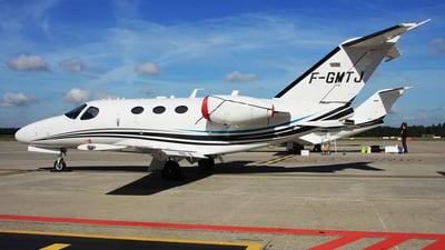F-GMTJ - Cessna 510 Citation Mustang - Private