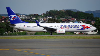 HA-LKD - Boeing 737-8K5 - Travel Service Hungary