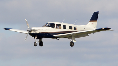 A picture of N123AX - Piper PA32R301 - [3246060] - © diopere geert