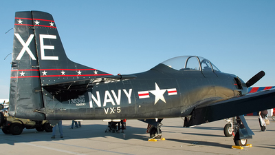 N2053C - North American T-28D Trojan - Private
