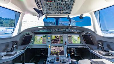 F-HDMO - Dassault Falcon 8X - Dassault Aviation