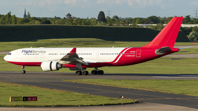 A picture of 9HMFS - Airbus A330203 - MalethAero - © Dan Smith