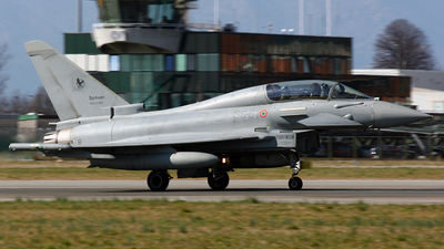 MM55097 - Eurofighter Typhoon EF2000 - Italy - Air Force
