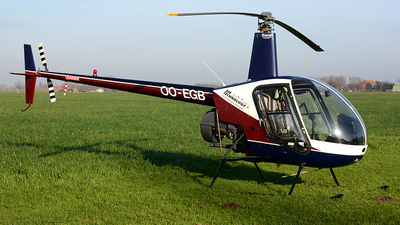 OO-EGB - Robinson R22 Beta - Private