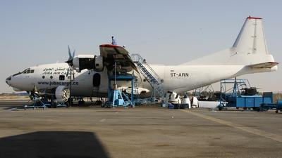ST-ARN - Antonov An-12BK - Juba Air Cargo