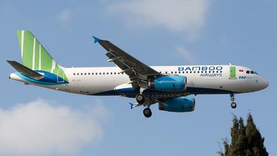 TC-JPG - Airbus A320-232 - Bamboo Airways