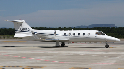 A picture of LVIAQ - Learjet 31A - [31034] - © Bruno Orofino