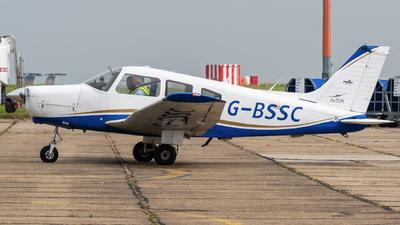 G-BSSC - Piper PA-28-161 Warrior II - Private