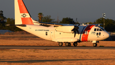 2706 - Alenia C-27J Spartan - United States - US Coast Guard (USCG)