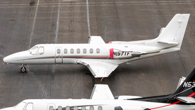 N157TF - Cessna 560 Citation V - Private