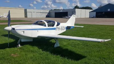 A picture of PHEQV - StoddardHamilton Glasair II RG - [1072] - © Dutch