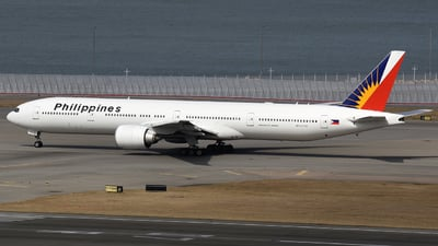 RP-C7777 - Boeing 777-36NER - Philippine Airlines