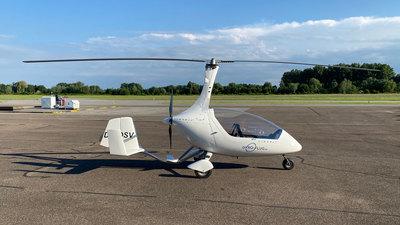 D-MDSV - AutoGyro Europe Calidus - Gyro-Flug
