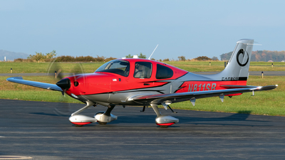 N811SB - Cirrus SR22T-GTS - Private