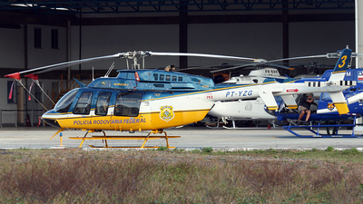 PT-YZG - Bell 407 - Brazil - Highways Federal Police