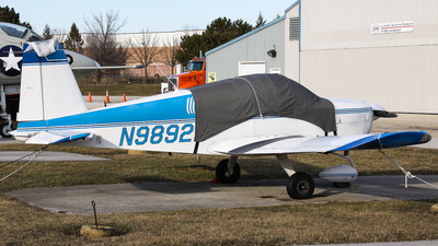 A picture of N9892L - Grumman American AA1B - [AA1B0492] - © BaszB