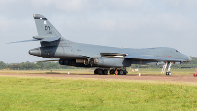 86-0103 - Rockwell B-1B Lancer - United States - US Air Force (USAF)