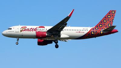 A picture of PKLAP - Airbus A320214 - Batik Air - © Akangaviation