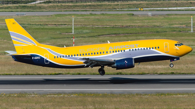 F-GIXC - Boeing 737-38BSF - Europe Airpost