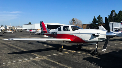 N154RW - Lancair IVP Turbo PR - Private