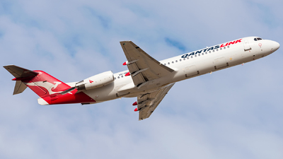 VH-NHZ - Fokker 100 - QantasLink (Network Aviation)
