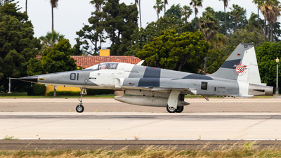 N791TA - Northrop F-5E Tiger II - Tactical Air Support
