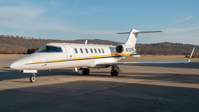 N232PH - Bombardier Learjet 45 - Private