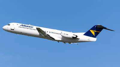 VH-XWM - Fokker 100 - Alliance Airlines