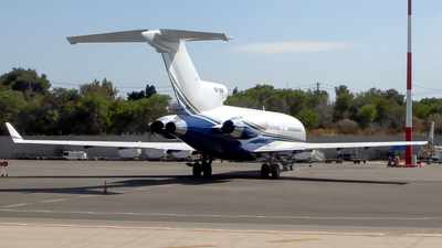 VP-BAP - Boeing 727-21 - Private