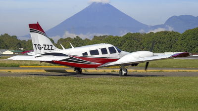 TG-ZZZ - Piper PA-34-200T Seneca II - Private