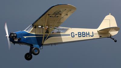 G-BBHJ - Piper J-3C-90 Cub - Private