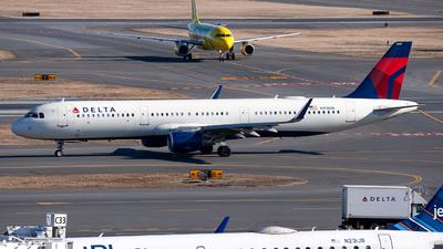 N319DN - Airbus A321-211 - Delta Air Lines