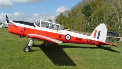 A picture of GBXGP - De Havilland Canada DHC1 Chipmunk - [C1/0927] - © Glyn Charles Jones