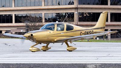 C-GNSG - Cirrus SR22T - Private