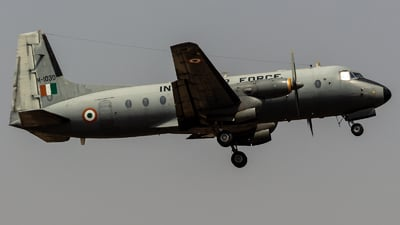H1030 - Hawker Siddeley HS-748 Series 2A - India - Air Force