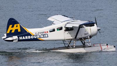 C-FOSP - De Havilland Canada DHC-2 Mk.I Beaver - Harbour Air