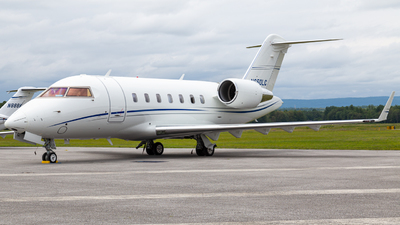 N650LC - Bombardier CL-600-2B16 Challenger 650 - Private