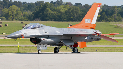 85-1428 - General Dynamics QF-16C Fighting Falcon - United States - US Air Force (USAF)