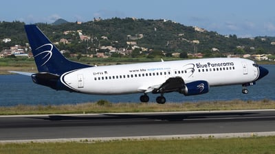 EI-FVA - Boeing 737-4Q8 - Blue Panorama Airlines