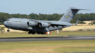 07-7171 - Boeing C-17A Globemaster III - United States - US Air Force (USAF)