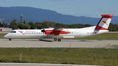 OE-LGD - Bombardier Dash 8-Q402 - Austrian Airlines