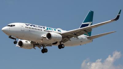 C-GWBN - Boeing 737-7CT - WestJet Airlines