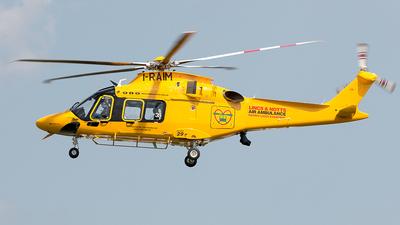 I-RAIM - Agusta-Westland AW-169 - Lincoln and Nottingham Air Ambulance Trust