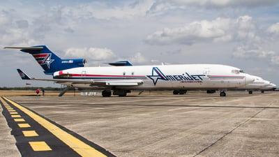 N199AJ - Boeing 727-2F9(Adv)(F) - Amerijet International
